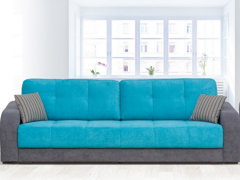 Цвета диванов – удачные сочетания в интерьере.